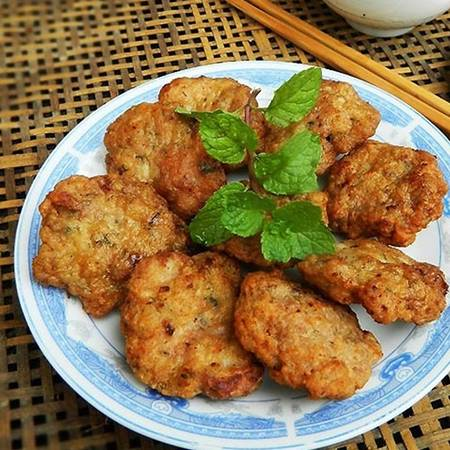 Chả mực được bình chọn là một trong 10 món ăn ngon nhất châu Á. (Ảnh: Internet)