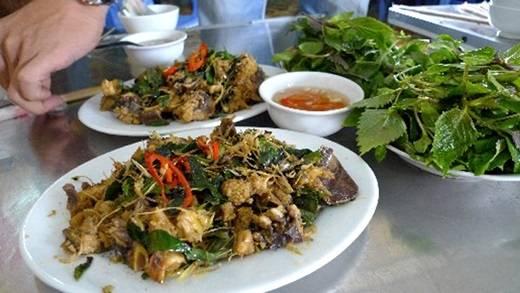 Chỉ với những con sam biển, người ta có thể chế biến ra được rất nhiều món ăn khác nhau. (Ảnh: Internet)