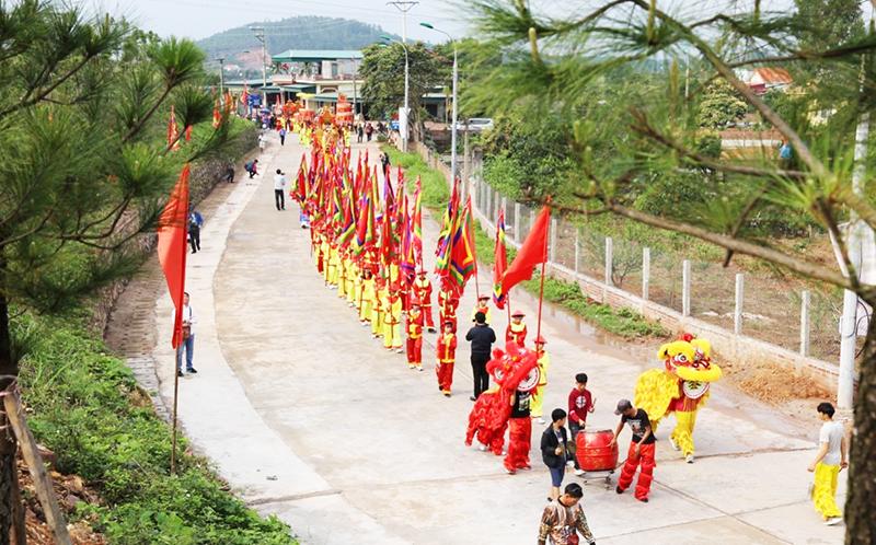 Cuối tháng 2 vừa qua, di tích Thái Miếu được khai hội trở lại sau 3 năm trùng tu, tôn tạo