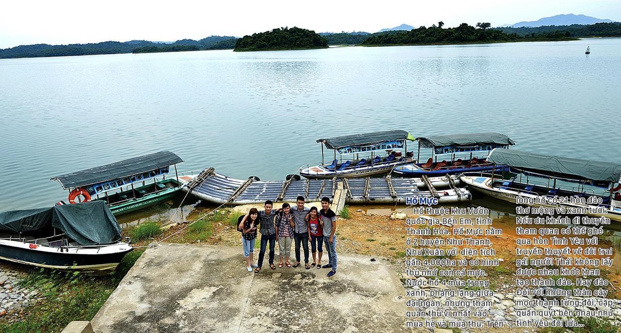 Vịnh Hạ Long trên cạn ảnh 6