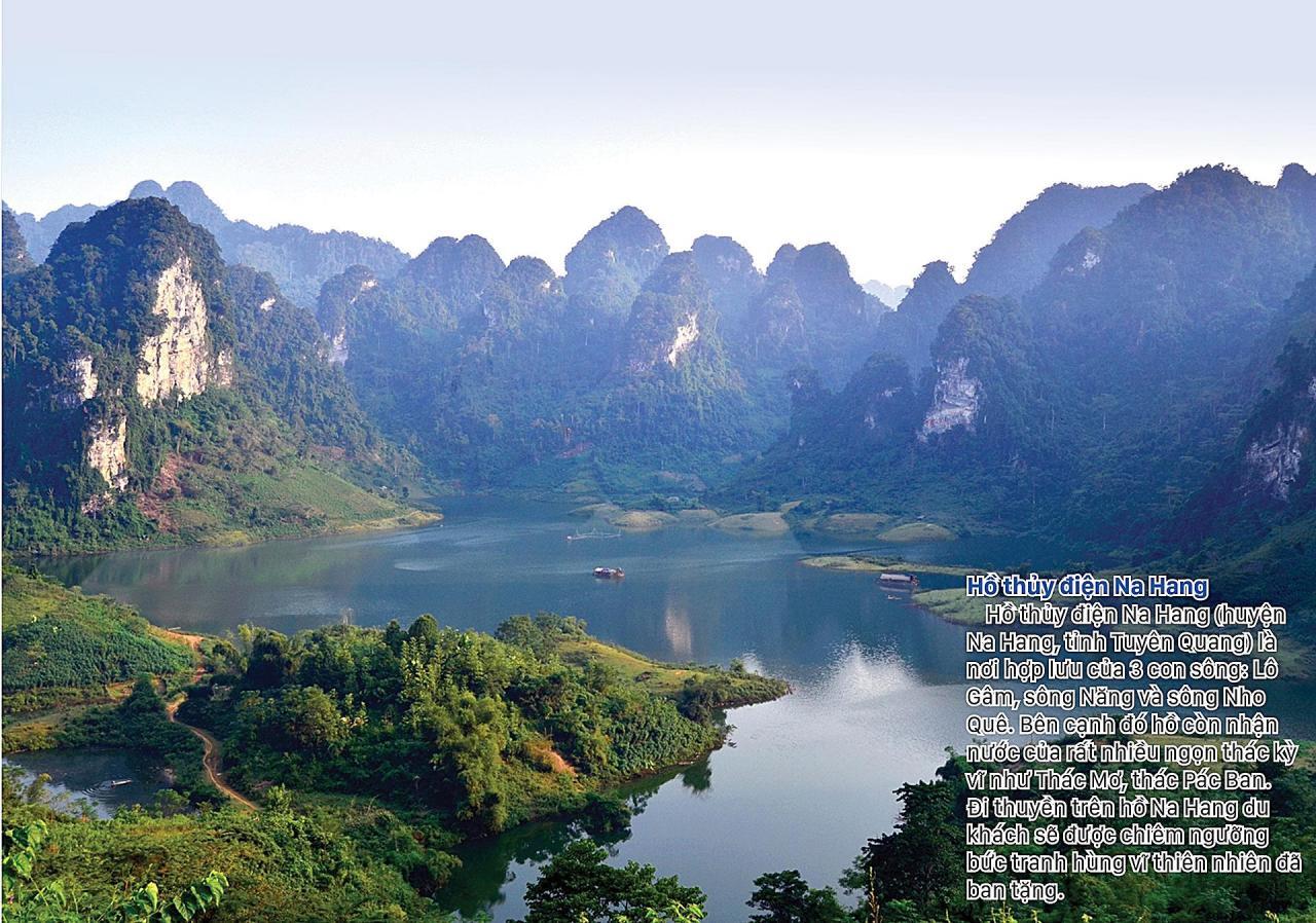 Vịnh Hạ Long trên cạn ảnh 4