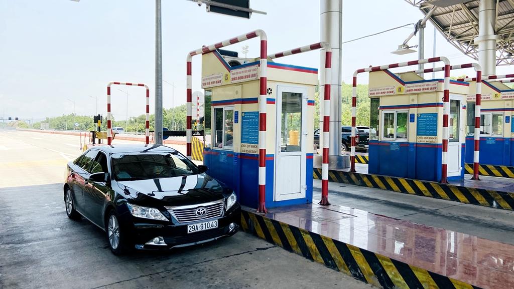 Do ảnh hưởng của dịch Covid-19, lưu lượng xe lưu thông qua tuyến đường cao tốc Hạ Long-Vân Đồn đã bị sụt giảm mạnh so với thời điểm trước khi chưa có dịch.
