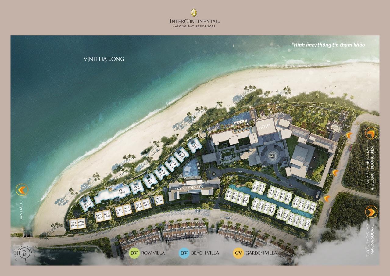 InterContinental Residences Halong Bay Số Lượng Giới Hạn + Đẳng Cấp