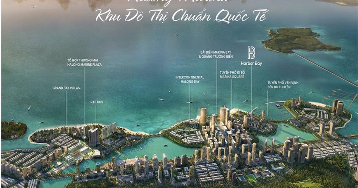Dự án InterContinental Hạ Long Bay - Khu nghỉ dưỡng cao cấp tại Quảng Ninh  | Báo Dân trí