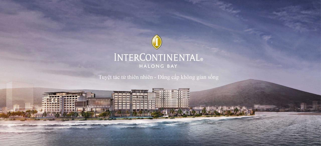 Dự án Intercontinental Hạ Long Bay - Mặt bằng tổng thể -