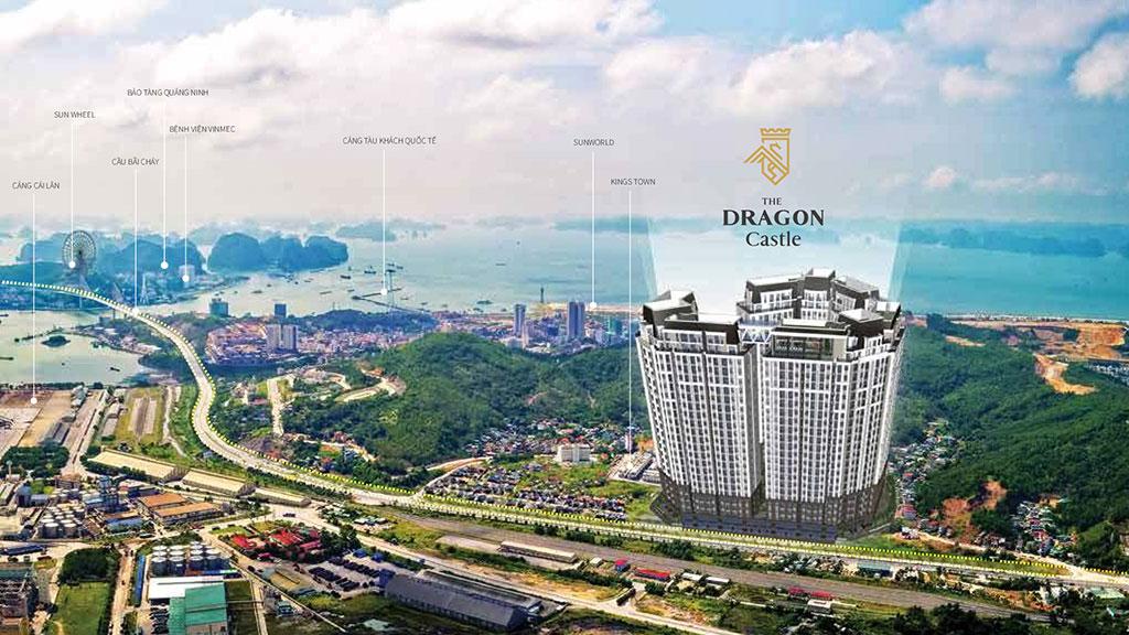 CHUNG CƯ DRAGON CASTLE HẠ LONG - BẢNG GIÁ MỚI NHẤT