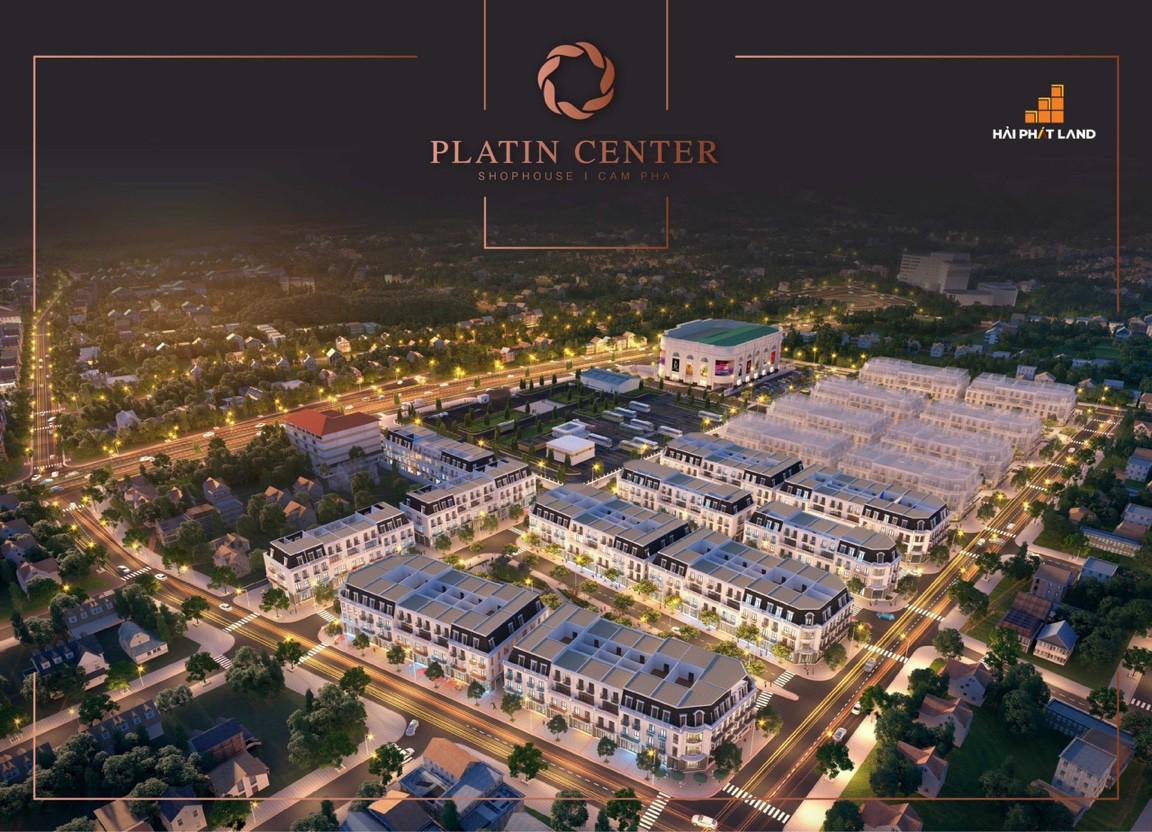 Platin Center Shophouse Cẩm Phả - Bảng Giá & CSBH Update 2021