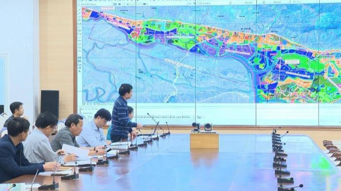 Quảng Ninh sẽ làm đường ven sông 10 làn xe trị giá gần 9.500 tỷ - Ảnh 1.