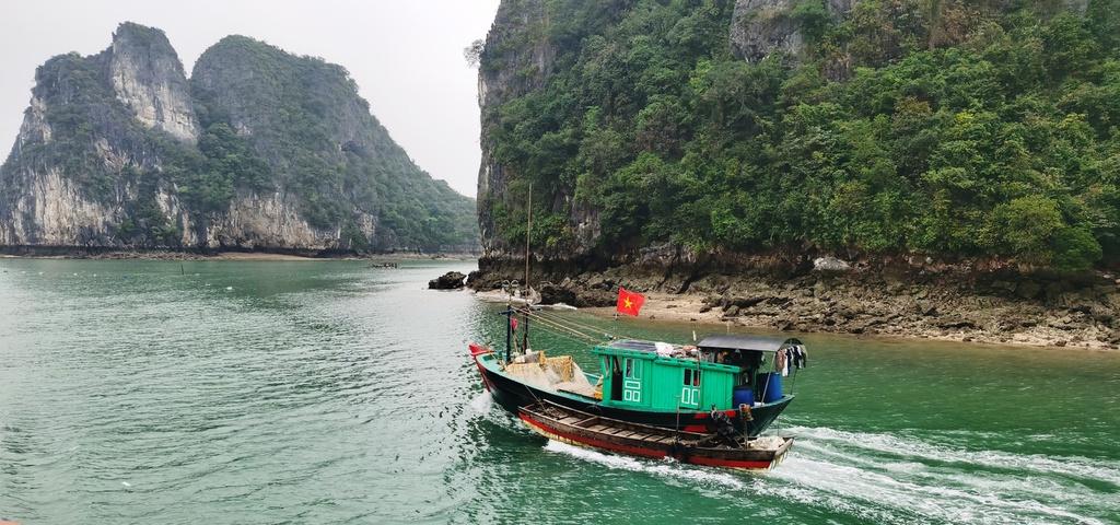 Chiêm ngưỡng vịnh Bái Tử Long đẹp như chốn bồng lai, tiên cảnh - ảnh 10